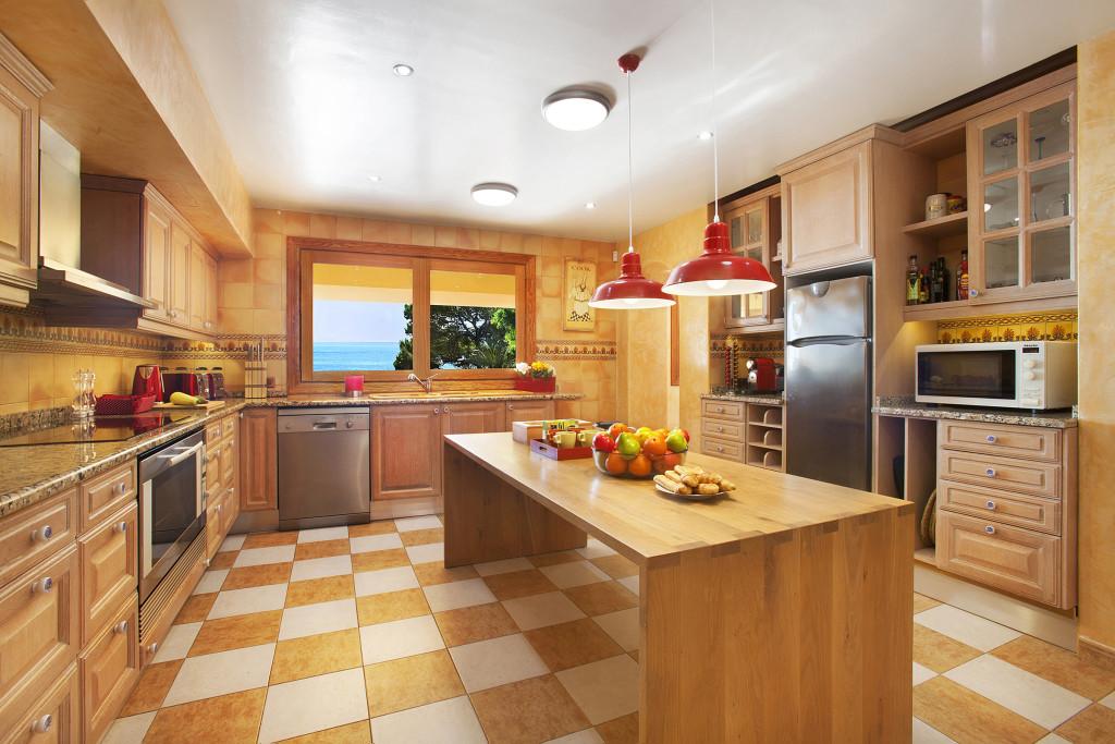 Kitchen Both sides