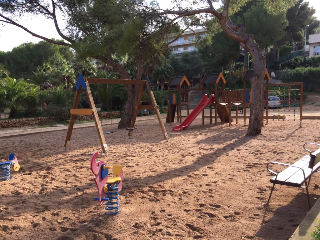 Cala Vinyes Beach Playground 2